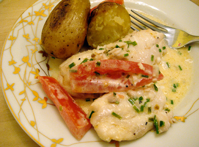 Stove Roasted Potatoes